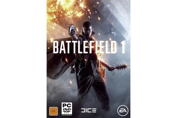 Electronic Arts Battlefield 1 with Preorder Bonus PC Game