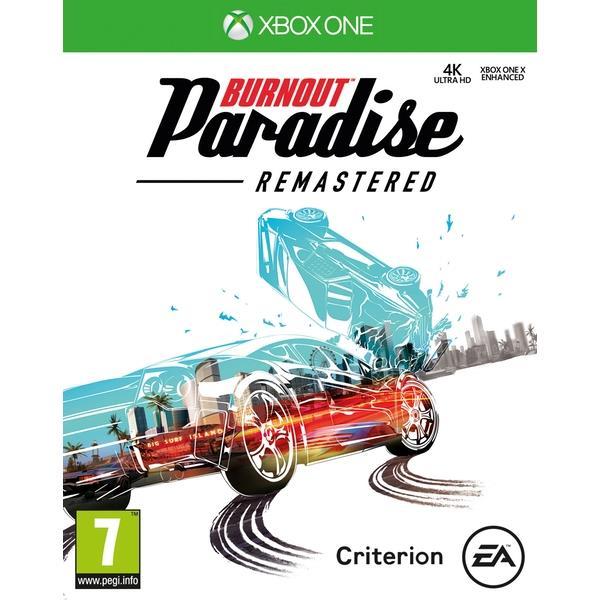 Electronic Arts Burnout Paradise Remastered Xbox One Game