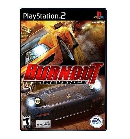 Electronic Arts Burnout Revenge Refurbished PS2 Playstation 2 Game