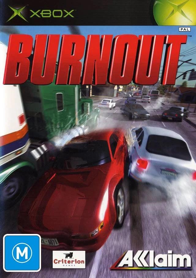Electronic Arts Burnout Xbox Game