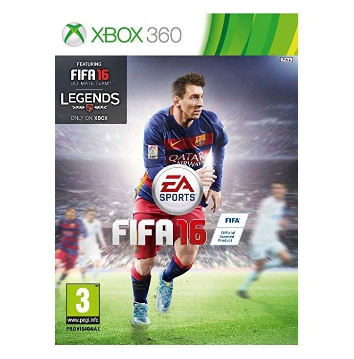 Electronic Arts FIFA 16 Refurbished Xbox 360 Game