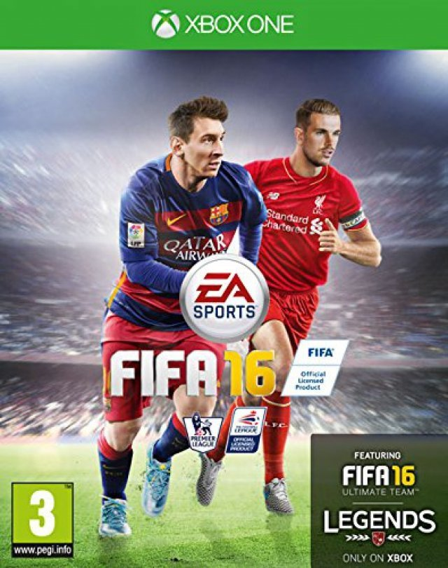 Electronic Arts FIFA 16 Xbox One Game
