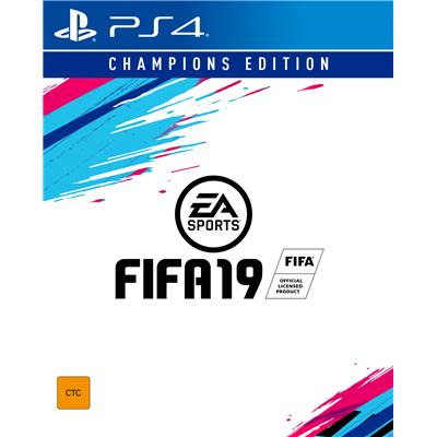 Electronic Arts FIFA 19 Champions Edition PS4 Playstation 4 Game