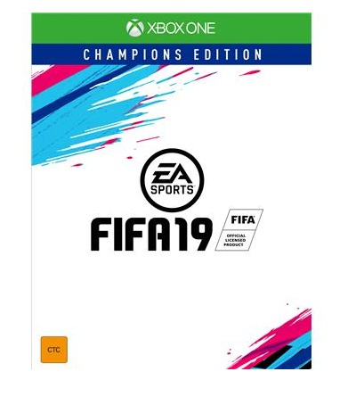 Electronic Arts FIFA 19 Champions Edition Xbox One Game