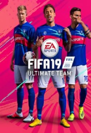 Electronic Arts FIFA 19 Ultimate Team Nintendo Switch Game