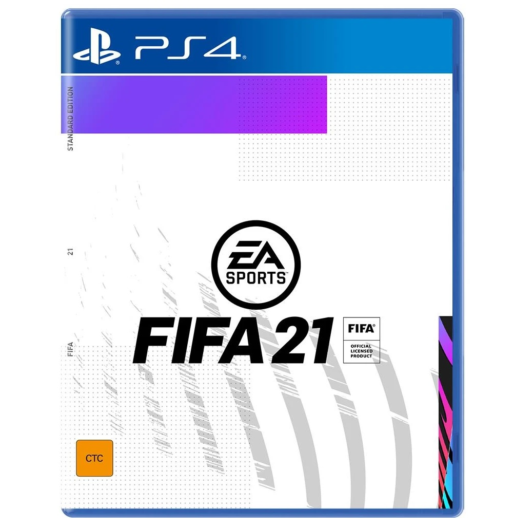 Electronic Arts FIFA 21 PS4 Playstation 4 Game