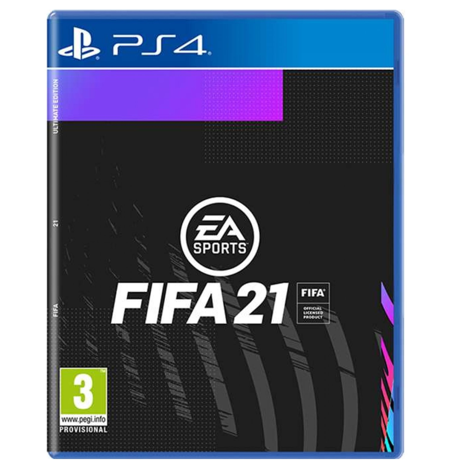 Electronic Arts FIFA 21 Ultimate Edition PS4 Playstation 4 Game