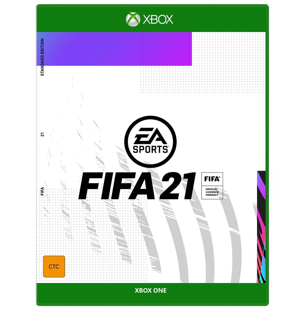 Electronic Arts FIFA 21 Xbox One Game
