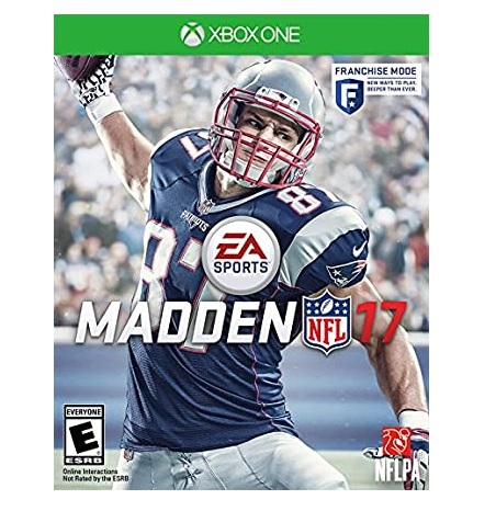 Electronic Arts Madden NFL 17 PS3 Playstation 3 Game