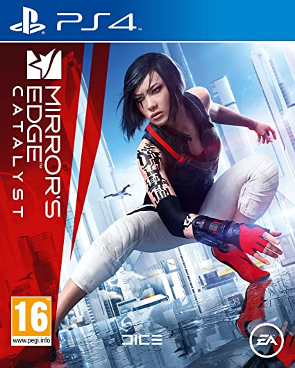 Electronic Arts Mirrors Edge Catalyst Refurbished PS4 Playstation 4 Game