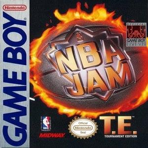 Electronic Arts NBA Jam GameBoy Game