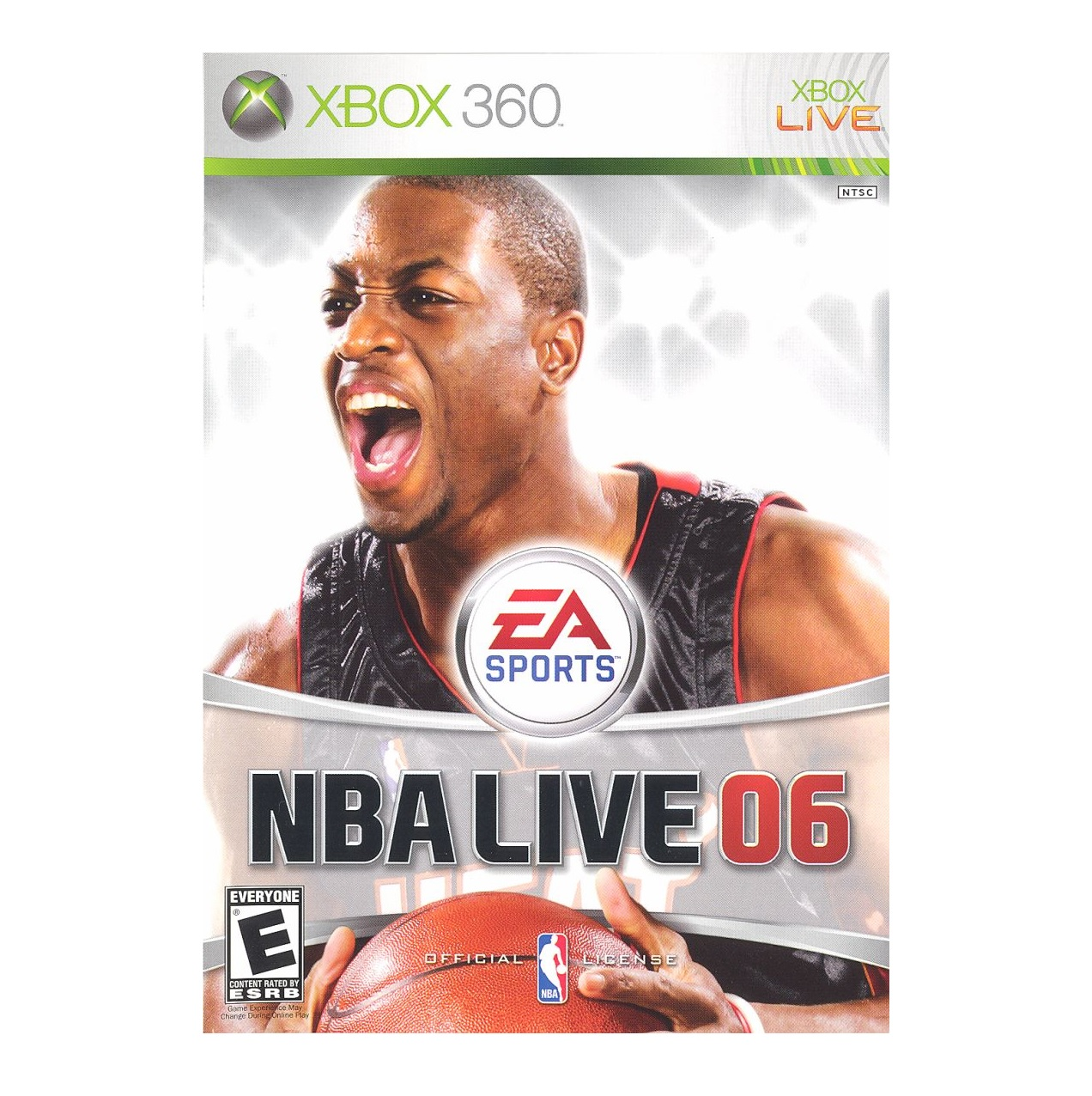 Electronic Arts NBA Live 06 Refurbished Xbox 360 Game