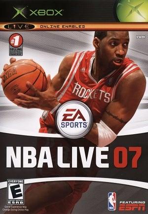 Electronic Arts NBA Live 07 Xbox Game