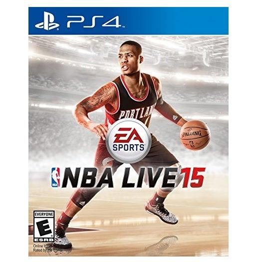 Electronic Arts NBA Live 15 Refurbished PS4 Playstation 4 Game