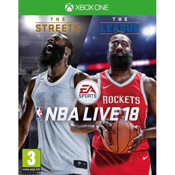 Electronic Arts NBA Live 18 Xbox One Game