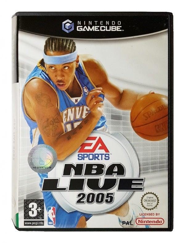 Electronic Arts NBA Live 2005 GameCube Game