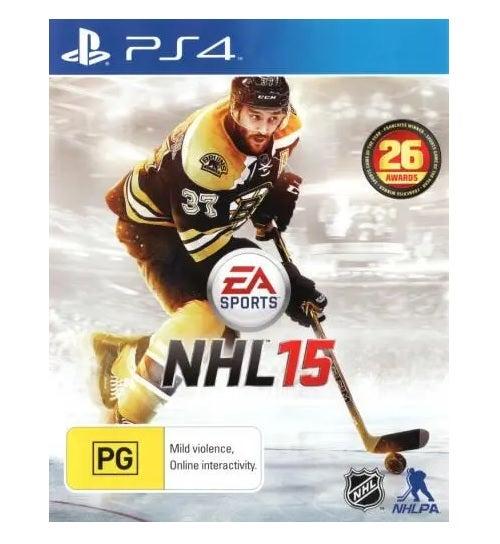 Electronic Arts NHL 15 Refurbished PS4 Playstation 4 Game
