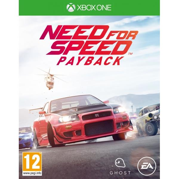 Electronic Arts Need For Speed Payback Xbox One Game