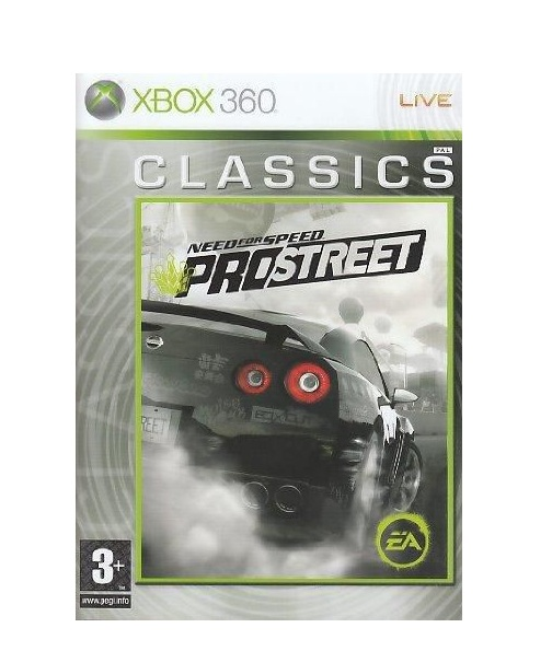 Electronic Arts Need For Speed Prostreet Xbox 360 Game