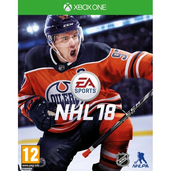 Electronic Arts Nhl 18 Xbox One Game