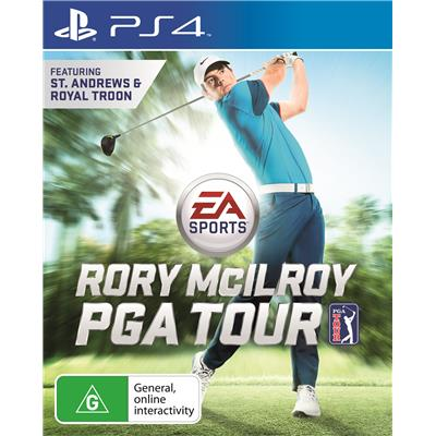 Electronic Arts Rory McIlroy PGA Tour PS4 Playstation 4 Game