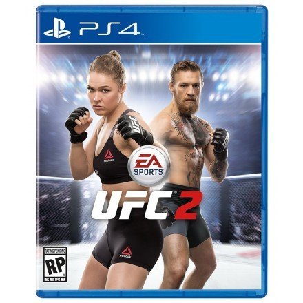 Electronic Arts Sports UFC 2 PS4 Playstation 4 Game