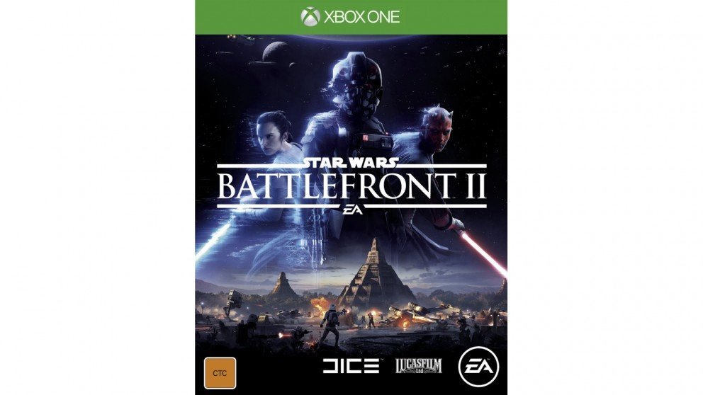 Electronic Arts Star Wars Battlefront 2 Xbox One Game
