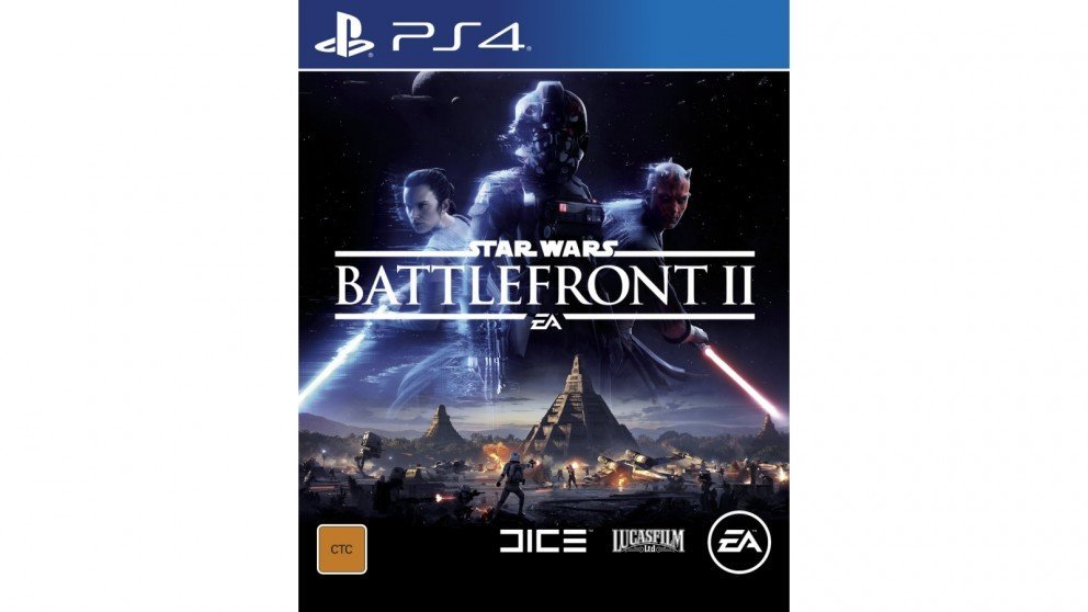 Electronic Arts Star Wars Battlefront 2 PS4 Playstation 4 Game