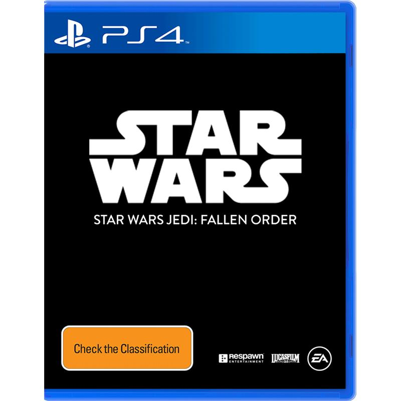 Electronic Arts Star Wars Jedi Fallen Order PS4 Playstation 4 Game