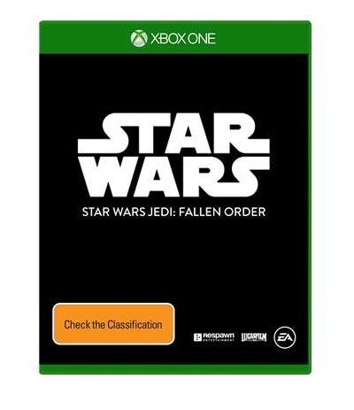 Electronic Arts Star Wars Jedi Fallen Order Xbox One Game