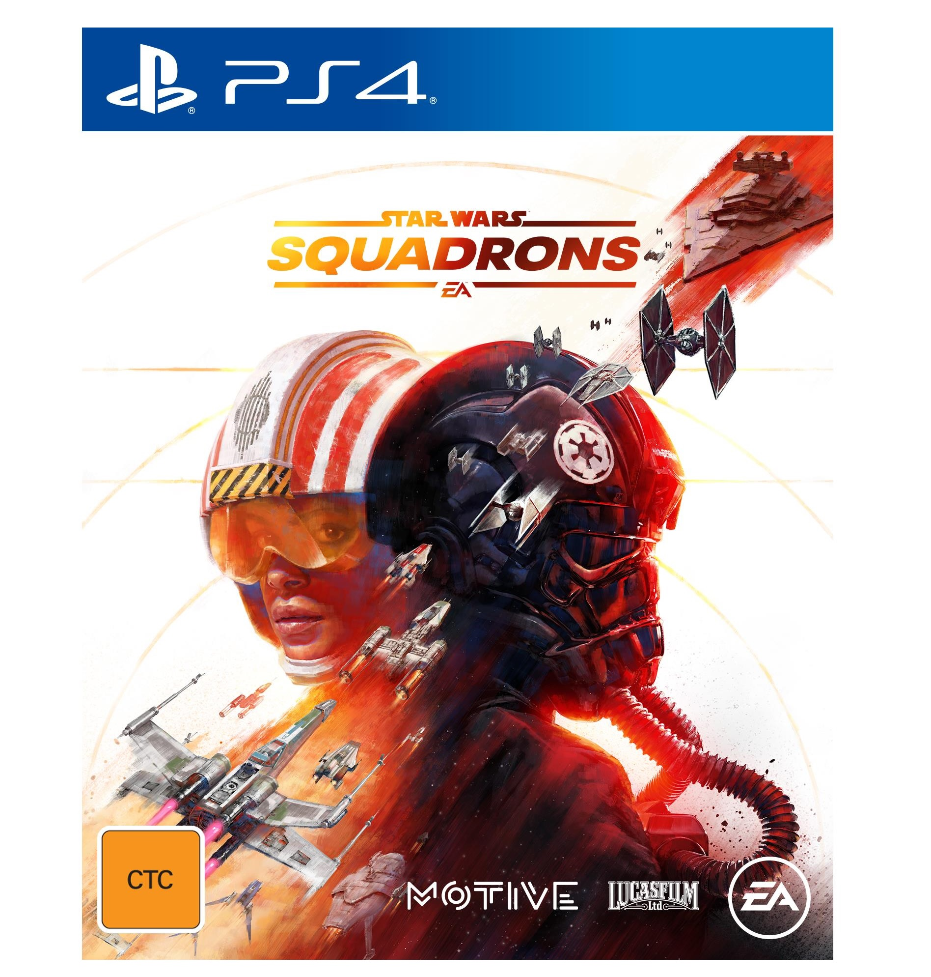 Electronic Arts Star Wars Squadrons PS4 Playstation 4 Game