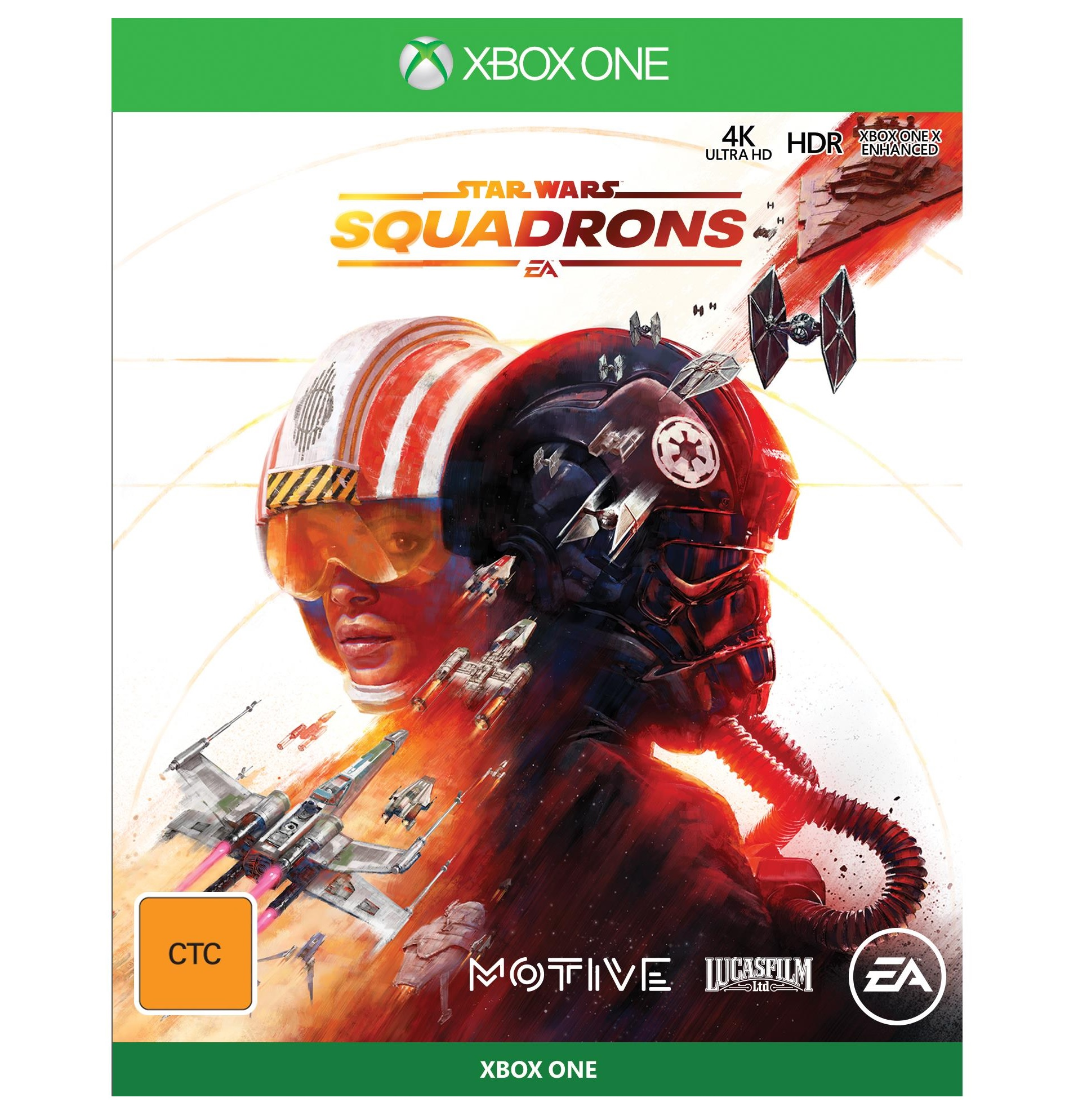 Electronic Arts Star Wars Squadrons Xbox One Game