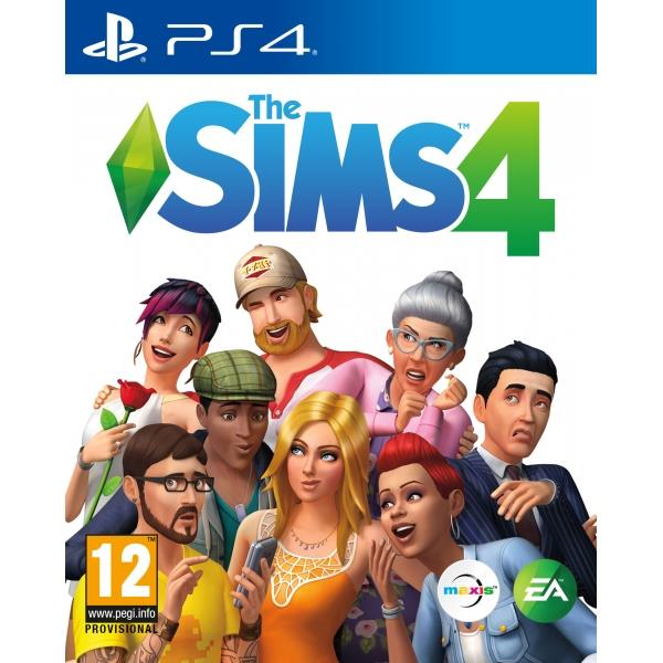 Electronic Arts The Sims 4 PS4 Playstation 4 Game