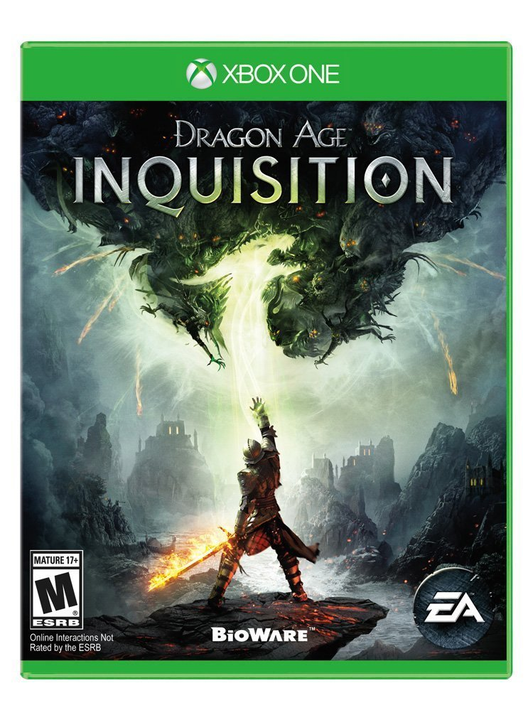 Electronic Arts Dragon Age Inquisition Xbox One Game