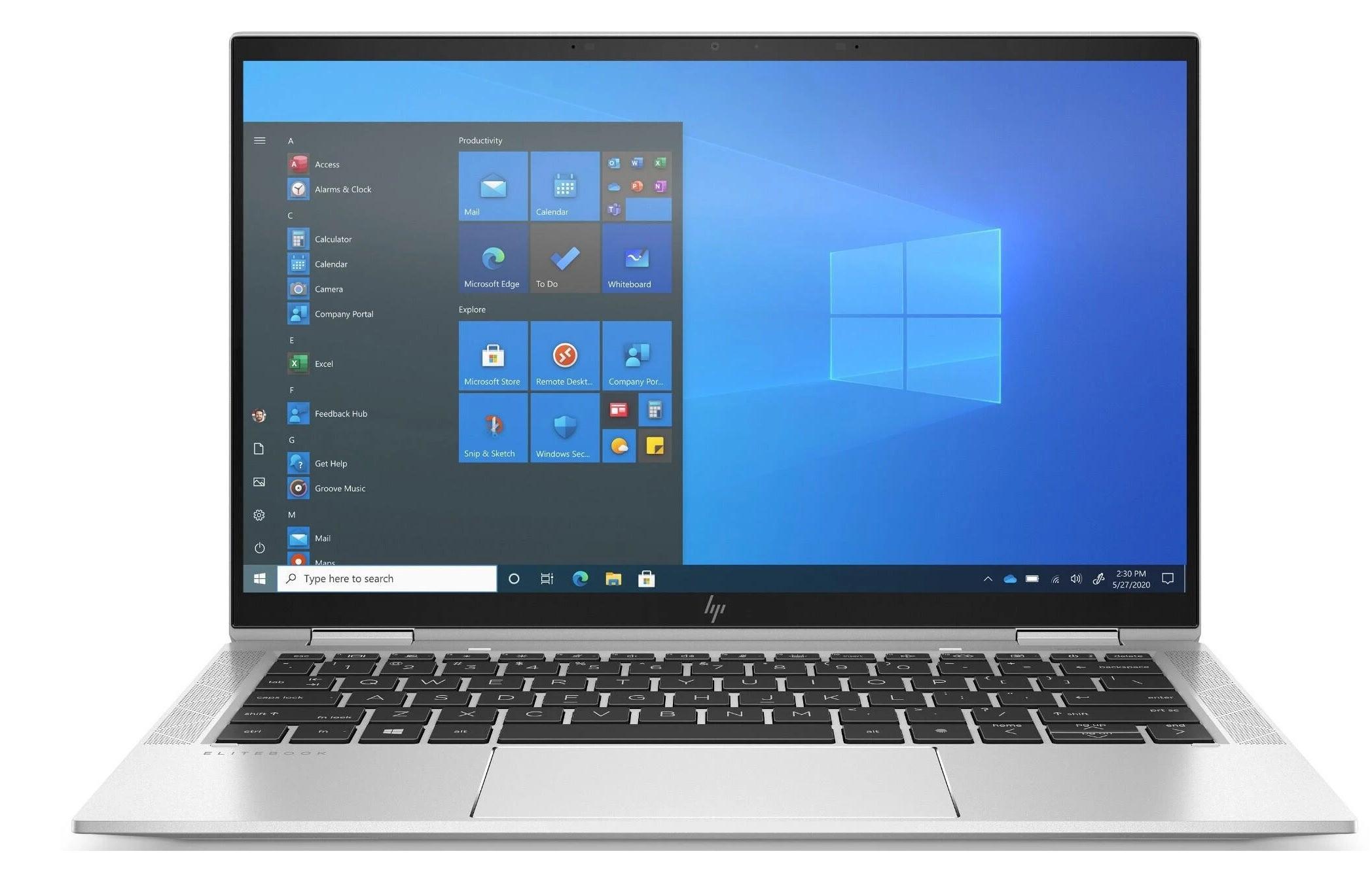 HP EliteBook x360 1030 G8 13 inch 2-in-1 Laptop