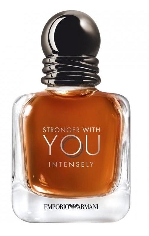 Giorgio Armani Emporio Armani Stronger With You Intensely Men's Cologne