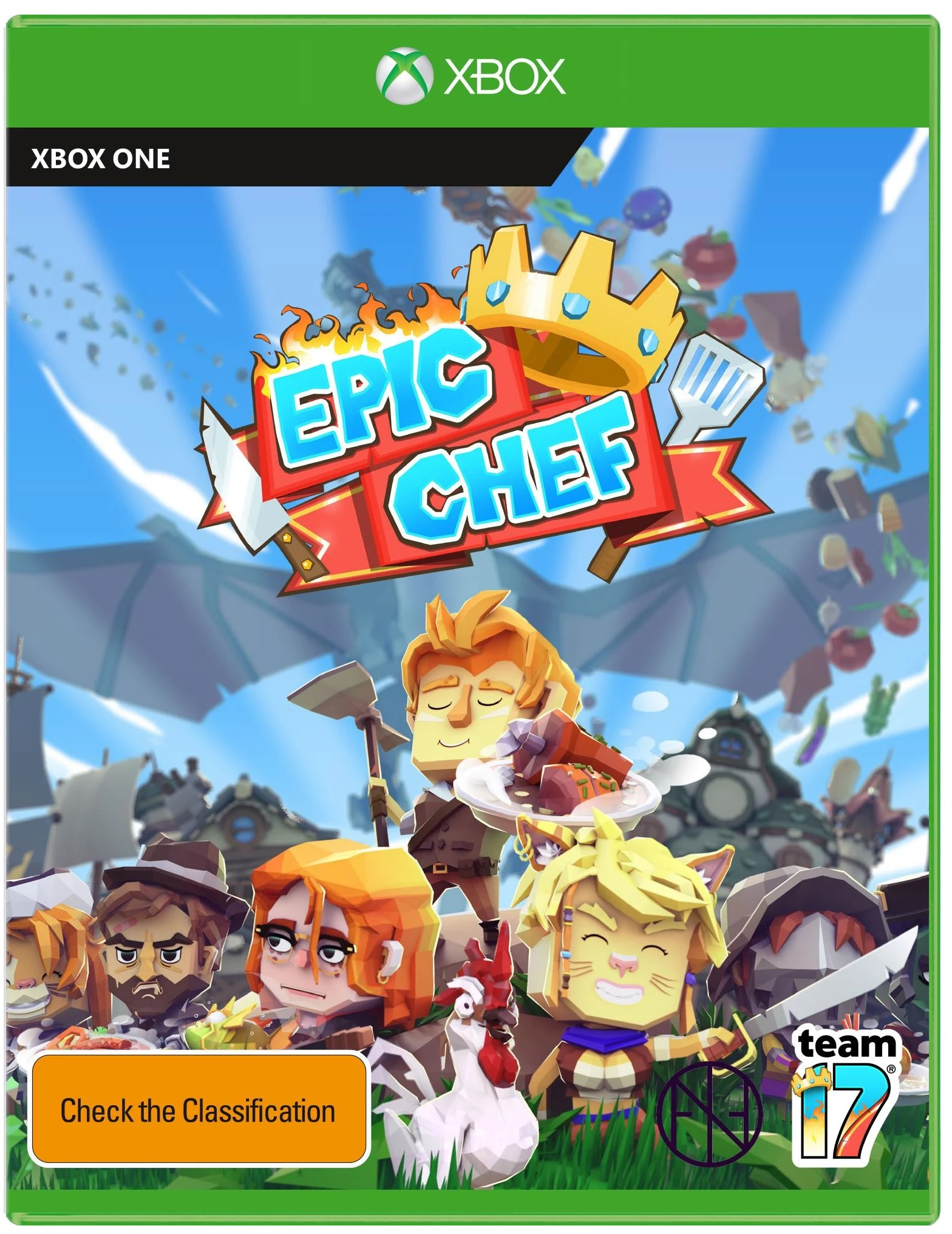 Team17 Software Epic Chef Xbox One Game