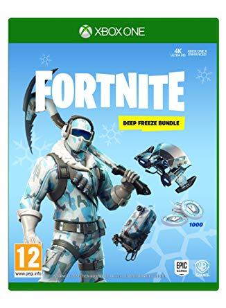 Epic Fortnite Deep Freeze Bundle Xbox One Game