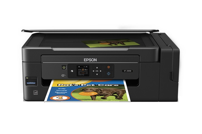 Epson Expression ET2610 Printer