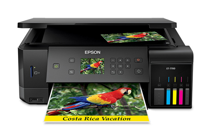 Epson Expression ET7700 Printer