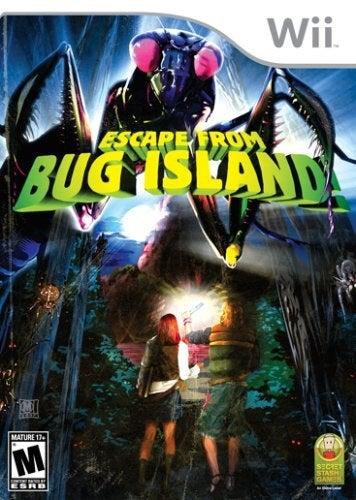 Eidos Interactive Escape From Bug Island Nintendo Wii Game