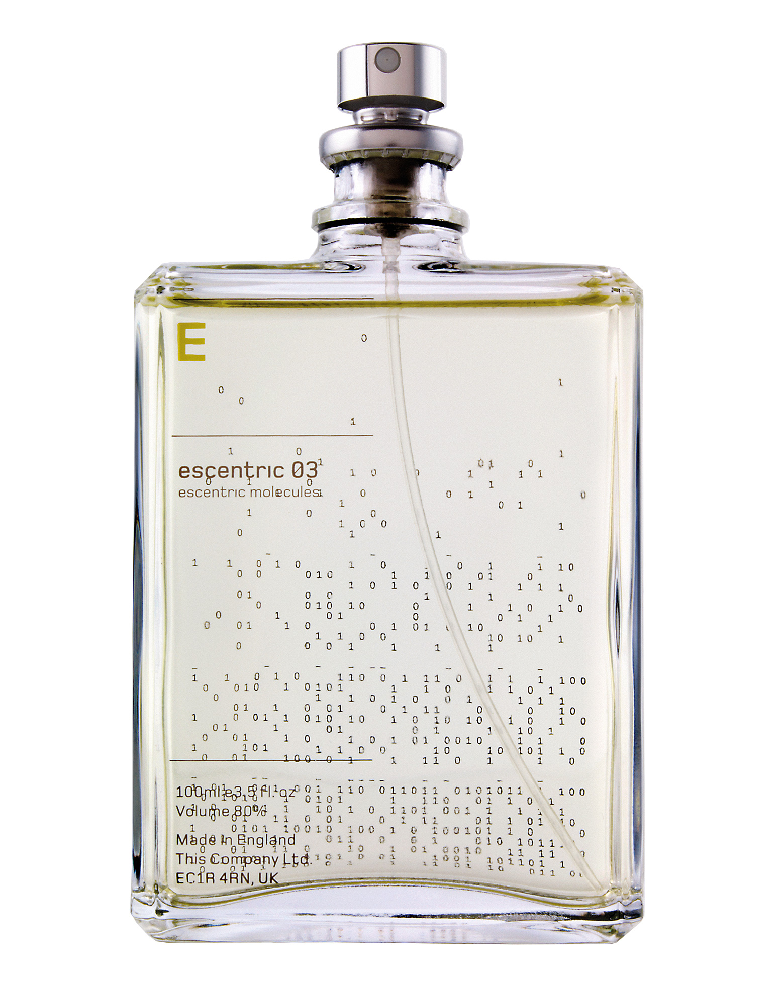 Fresh Escentric Molecules Escentric 03 30ml EDP Men's Cologne