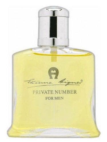 Etienne Aigner Private Number Men's Cologne