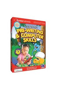 Eureka Pre Writing and Computer Skills PC Game