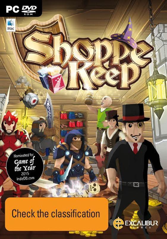 Excalibur Shoppe Keep PC Game
