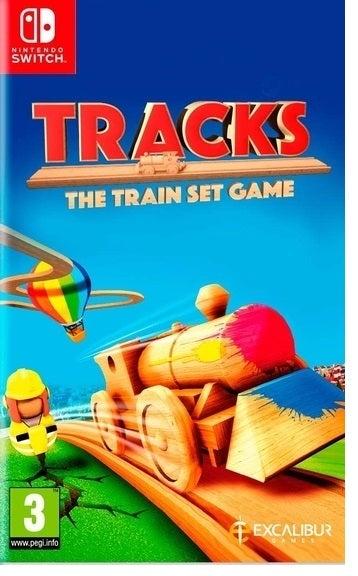 Excalibur Tracks The Train Set Game Nintendo Switch Game