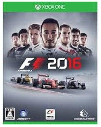 Codemasters F1 2016 Xbox One Game