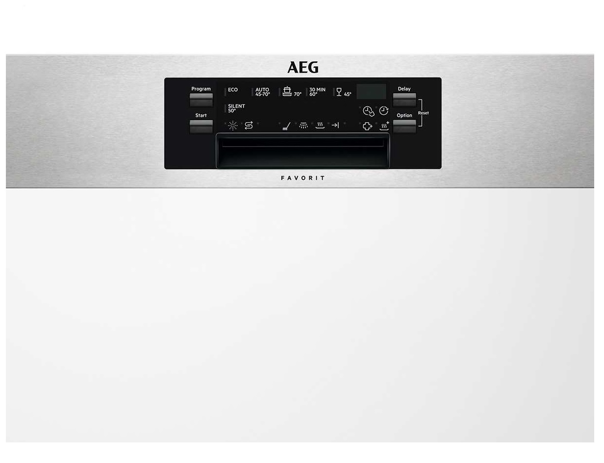 AEG FAV55IM0P Dishwasher