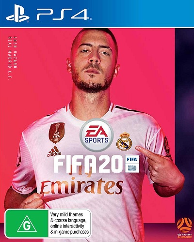 Electronic Arts FIFA 20 Refurbished PS4 Playstation 4 Game