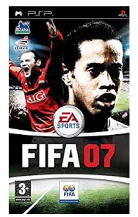 Electronic Arts FIFA 07 PSP Game